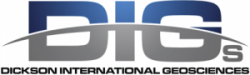 Dickson International GeoSciences Logo